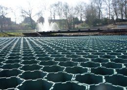 Golpla® kunststof gras, grint- en paddockplaten