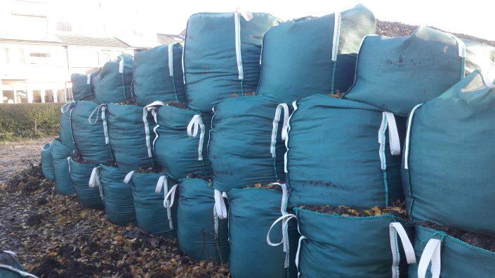 T&F GROENE BIG BAGS