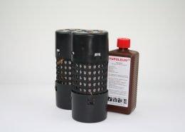 T&F TUPOLEUM® (5 kunststof kokers + 1 liter Tupoleum®)