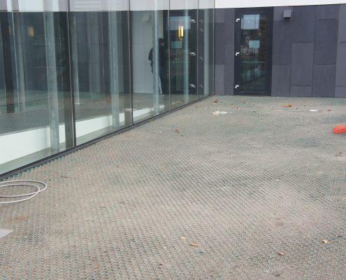 Golpla® kunststof gras, grint- en paddockplaten Breda