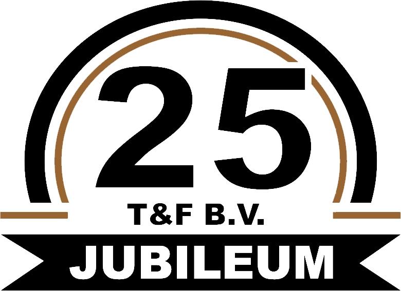 T&F 25-JARIG JUBILEUM 2017