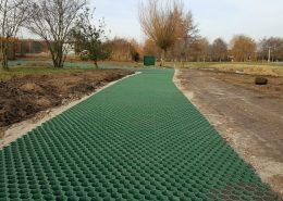 Golpla® kunststof gras, grint- en paddockplaten Boxmeer