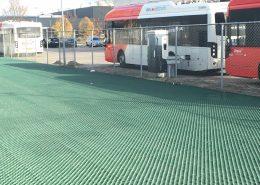 Golpla® kunststof gras, grint- en paddockplaten Den Bosch